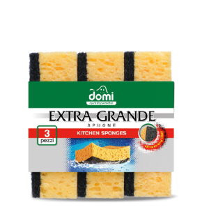 Губки domi Extra Grande — 3 шт.