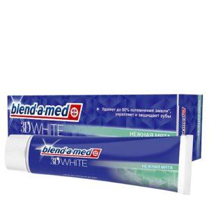 Зубная паста blend-a-med Нежная Мята — 100 мл.