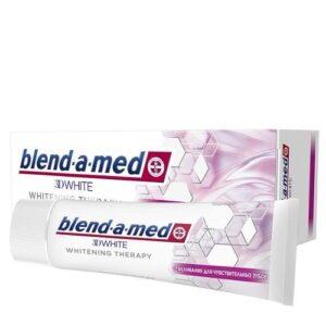 Зубная паста blend-a-med Отбеливание для чувствительных зубов — 75 мл.