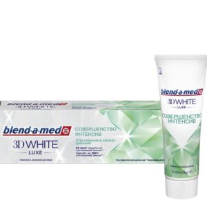 Зубная паста blend-a-med Совершенство Интенсив — 75 мл.