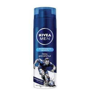 Пена для бритья NIVEA MEN Экстремальная Свежесть — 200 мл.