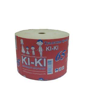 Туалетная бумага (Большой рулон) KI-KI