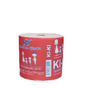 Туалетная бумага (Маленький рулон) KI-KI